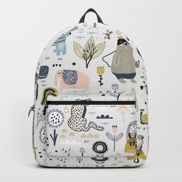 Pattern 009 Backpack