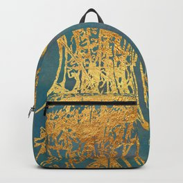 Deep Sea Life Jellyfish Backpack