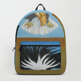 Eagle and Mouse Backpack