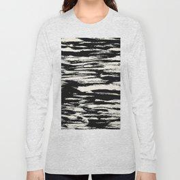 Brush Stripe 2 Long Sleeve T-shirt