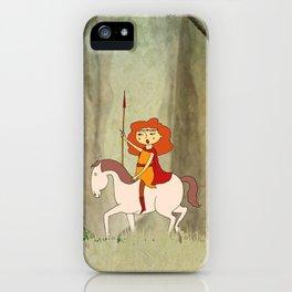 Boudica iPhone Case