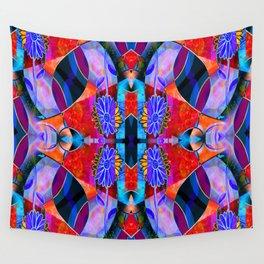 Daisy Love 1 Wall Tapestry