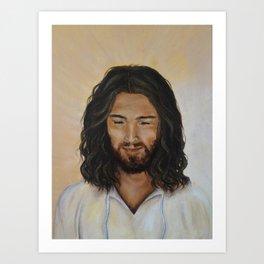 Messiah Art Print