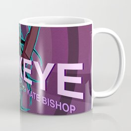 Kate Bishop Coffee Mug
