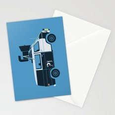 The Blues Brothers' Van Stationery Cards