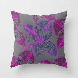 Flowers 603 Throw Pillow