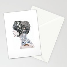 Aint no rest. Stationery Cards