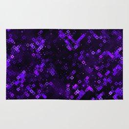 Violet Pattern Rug