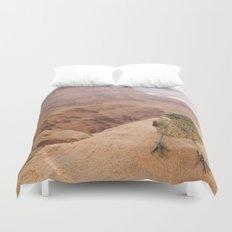 Desert Bird Duvet Cover