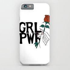 GRL PWR Rose Slim Case iPhone 6