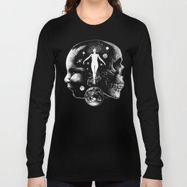 Harmonic Dance of Death & Rebirth Long Sleeve T-shirt