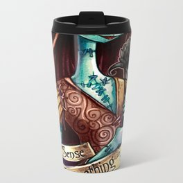 nightmare before christmas princess Travel Mug