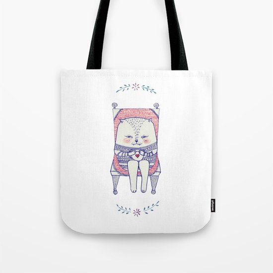 my favourite chair Tote Bag