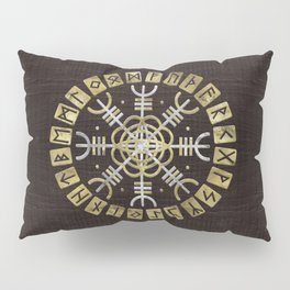 The helm of awe Pillow Sham