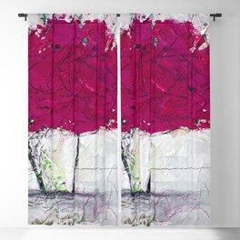 A Bouquet Of Flowers No.6e by Kathy Morton Stanion Blackout Curtain
