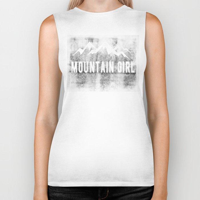 Mountain Girl Biker Tank