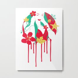 Four season Metal Print