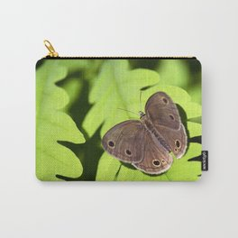 Satyr Butterfly Carry-All Pouch