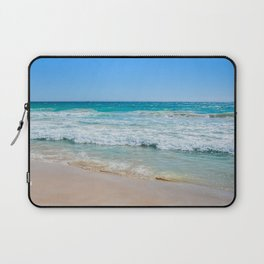 Beach Panorama Laptop Sleeve