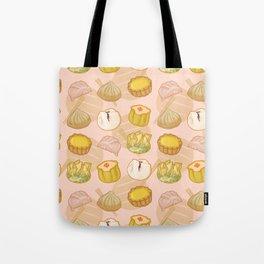 Dimsum everywhere! [peach] Tote Bag