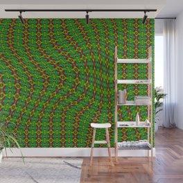 Future's curtain ... Wall Mural