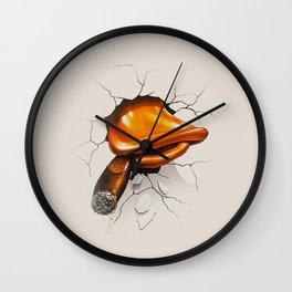 Howard Duck Wall Clock
