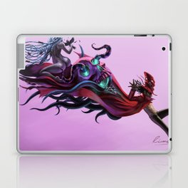 Bloodshot Carnival Laptop & iPad Skin