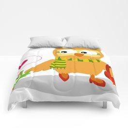 Mom, I love you  - Owl Comforters