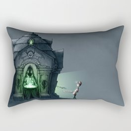 Eternal Famishment Rectangular Pillow