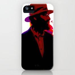 Cotton Club Rabbi's Day Off iPhone Case