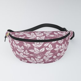 Leaves Pattern 6 Fanny Pack