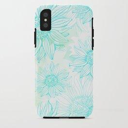 Flowery iPhone Case