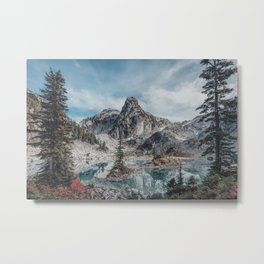Watersprite Lake 2 Metal Print