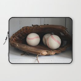 Baseball Glove Laptop Sleeve