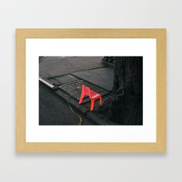 Brooklyn, NY Framed Art Print