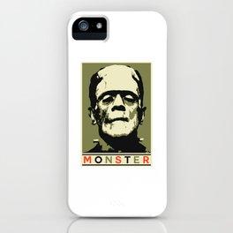 Monster (Boris Karloff) iPhone Case