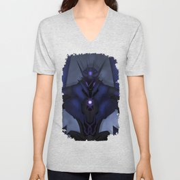 """""""The Eyes and Ears of the Decepticons"""" Unisex V-Neck"""
