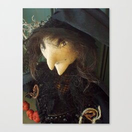 Agatha Witherspoon Canvas Print