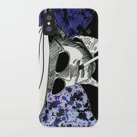 hunter s thompson iPhone & iPod Cases featuring Hunter S. Thompson, Bat Country by Abominable Ink by Fazooli