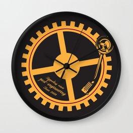 post-engineering Wall Clock