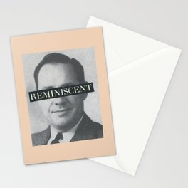 Reminiscent Stationery Cards