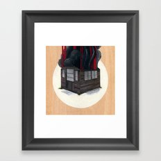 Sheds & Shacks | No:1 Framed Art Print