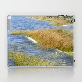 Grass Dancing with the Waves Laptop & iPad Skin