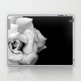 Rose Monochrome Laptop & iPad Skin