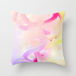 Abstract 002 Throw Pillow