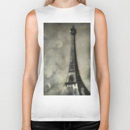 To Paris, With Love Biker Tank
