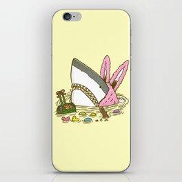 The Easter Shark iPhone Skin