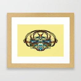 Cerebrum Framed Art Print