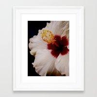 hawaiian Framed Art Prints featuring hawaiian by REVAMP