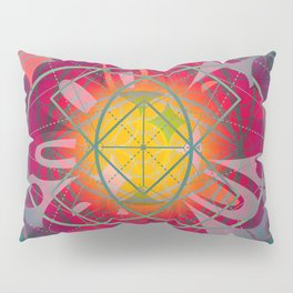 Love Bomb Pillow Sham